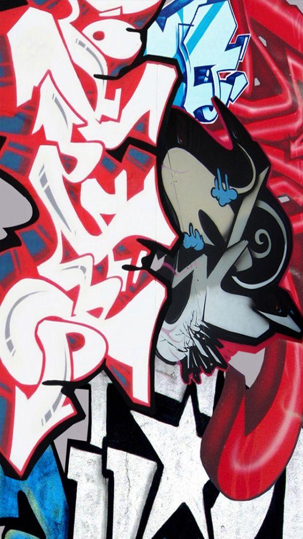 Street Art Mash Up Art Wallpaper Graffiti Best Iphone Wallpapers