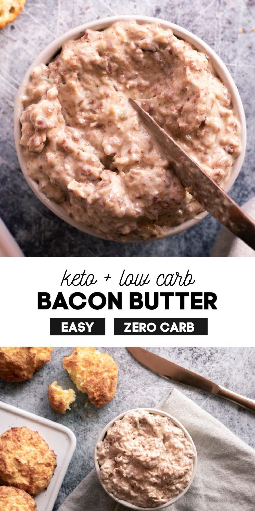 Bacon Butter Ready In 5 Mins Recipe In 2020 Bacon And Butter Low Carb Appetizers Delicious Snacks Recipes