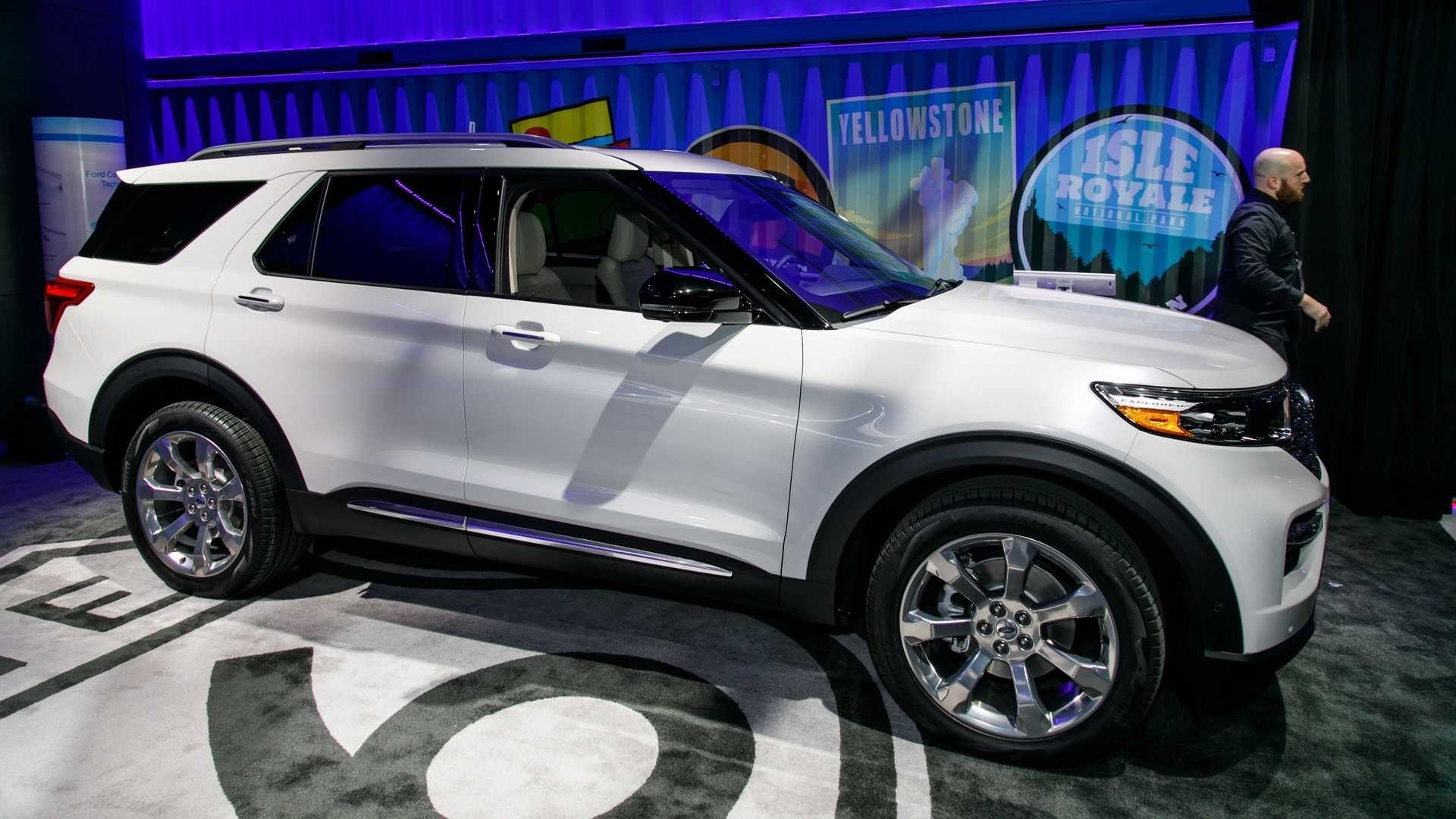 Top 2020 Ford Explorer Release Date Spesification 2020