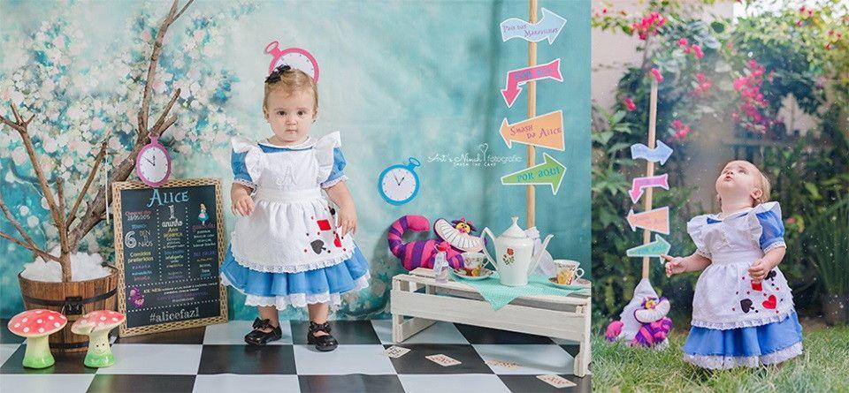 Fantasia Alice No Pais Das Maravilhas Alice No Pais Das
