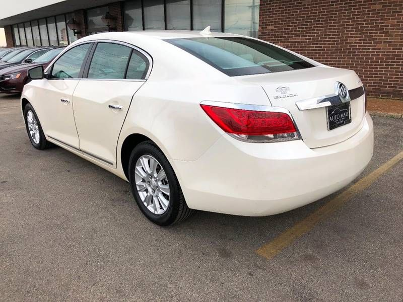 Pin by Clydine Reed on 2011 buick lacrosse in 2020 2011