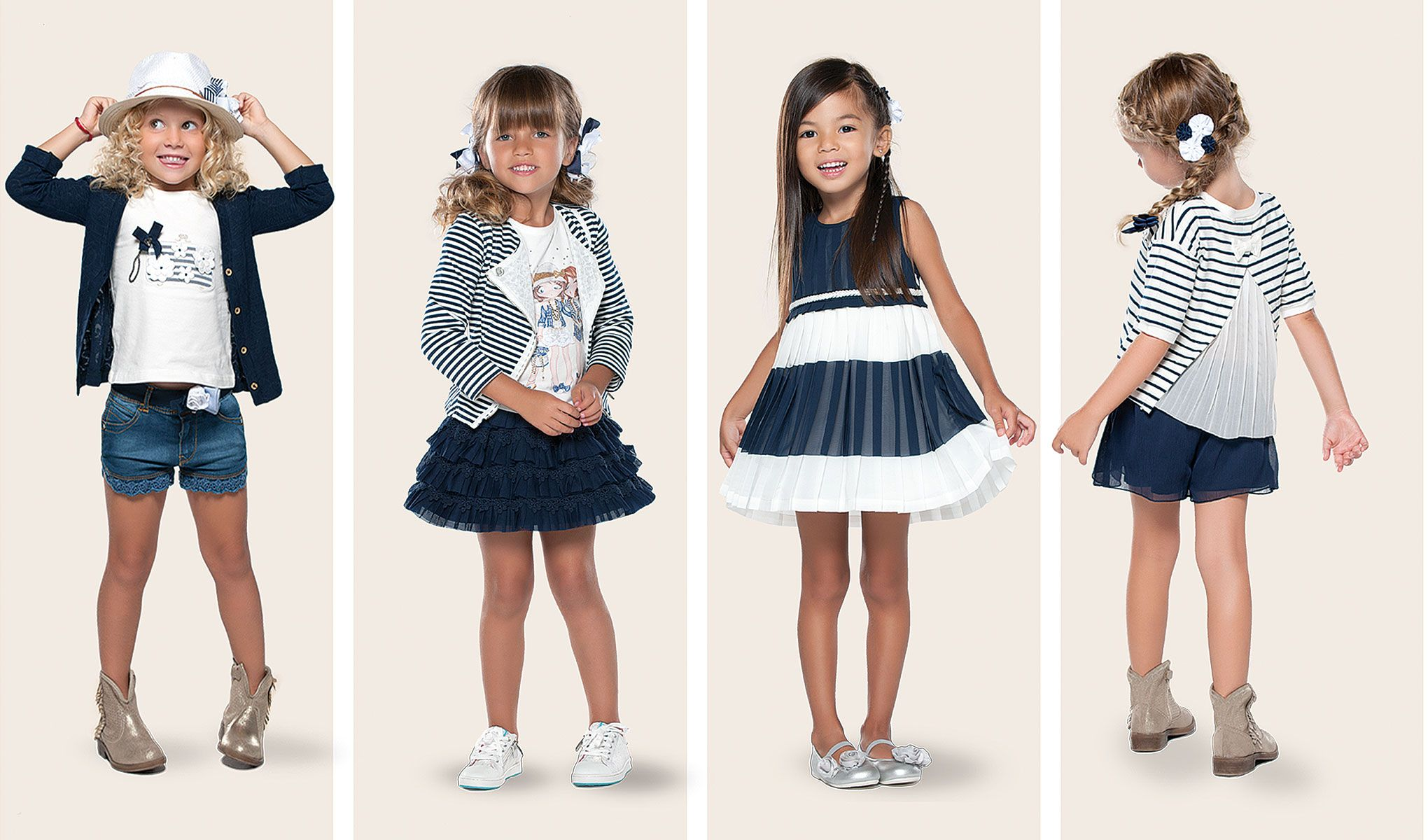 MAYORAL Mini Collection Spring Summer 2015