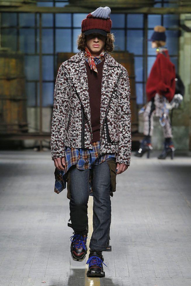 DsquaROT2 Milan   Herrenwear Fall Winter Winter Fall 2017 January 2017 | Pre fall 832d6a