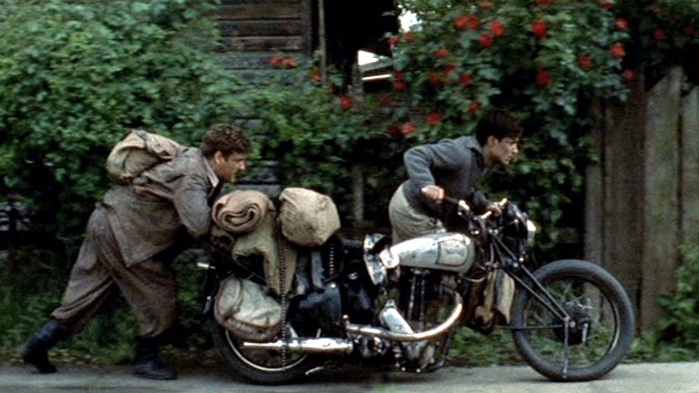 The Motorcycle Diaries Map