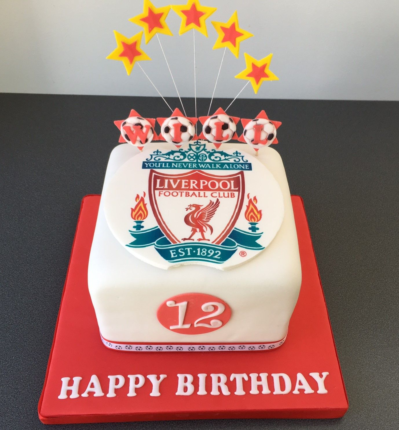 Cake Decorating Shop Liverpool Brithday Cake