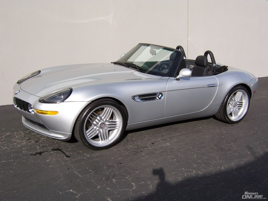 Bmw Z8 Alpina Only 555 Made Cars Pinterest Bmw Z8