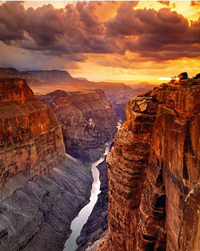 "@mountains_seas_and_trees on Instagram: ""Toroweap by @peterlik Toroweap Overlook also known as Tuweep Overlook is a viewpoint within the Grand Canyon National Park in Arizona,…"" #grandcanyon"
