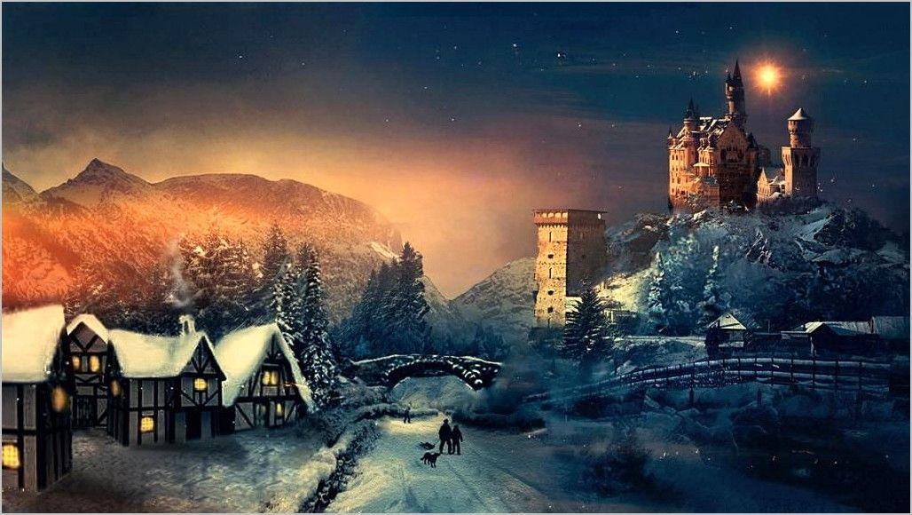 Christmas Hogwarts Wallpaper 4k Christmas Wallpaper Hd Wallpaper Iphone Christmas Christmas Hogwarts Wallpaper Merry christmas wallpaper 4k christmas