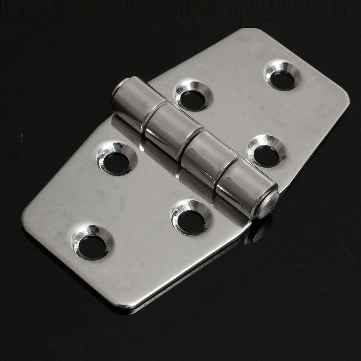 3 Pulgadas De Acero Inoxidable Barco Marino A Ras De Puerta Compartimiento De La Escotilla Bisagras Reemplazo Flush Doors Steel Stainless Steel