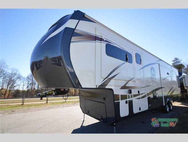 New 2016 Redwood Rv Sequoia Sq38gks Fifth Wheel At Campers Inn