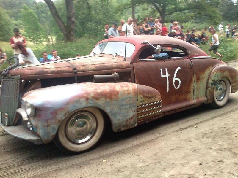 A-Bombers old style weekend. | Cruiser Hoopties | Pinterest | Rats ...