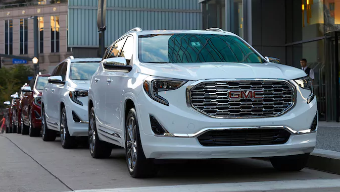 2020 Gmc Acadia Price Interior Colors Changes Dengan Gambar