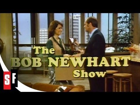 The Bob Newhart Show (1972) Alternate Opening Sequence - YouTube