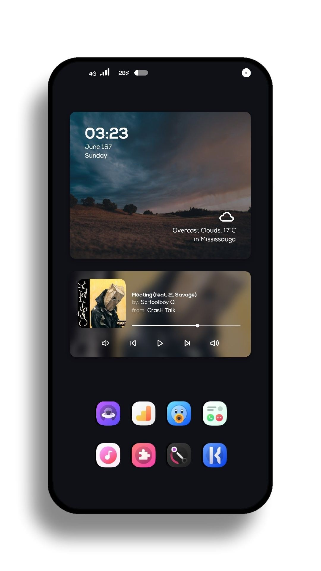 Pin by SanJi on Homescreen Setup (With images