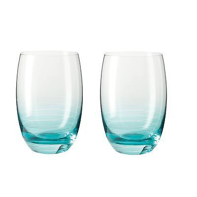 #Leonardo cheers long #drink glass/cocktail glass, set of 2, turquoise #300ml,  View more on the LINK: http://www.zeppy.io/product/gb/2/281902561806/