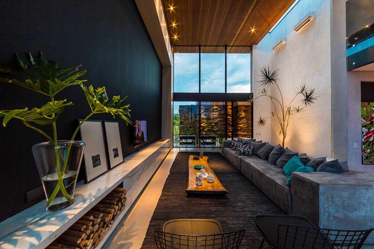 Modern Brazilian House In Londrina By Spagnuolo Arquitetura 10 Modern  Brazilian Home Taking An Elegant Approach
