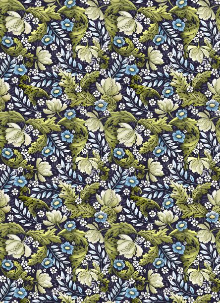 Victorian Era Wallpaper Whimsical Brush Spoonflower