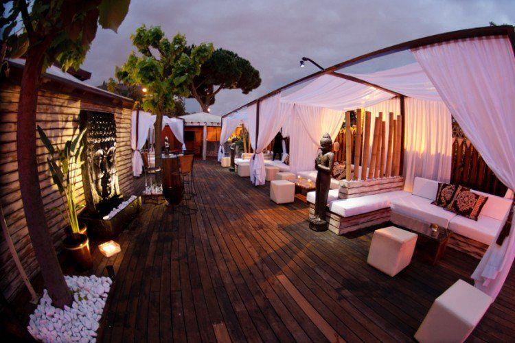 107 coole ideen f rs moderne terrasse gestalten garten pinterest terrasse garten und. Black Bedroom Furniture Sets. Home Design Ideas