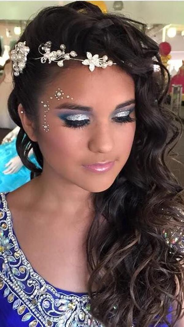 Hairstyles For Quinceaneras 48 Of The Best Quinceanera Hairstyles That Will Make You Feel Like A