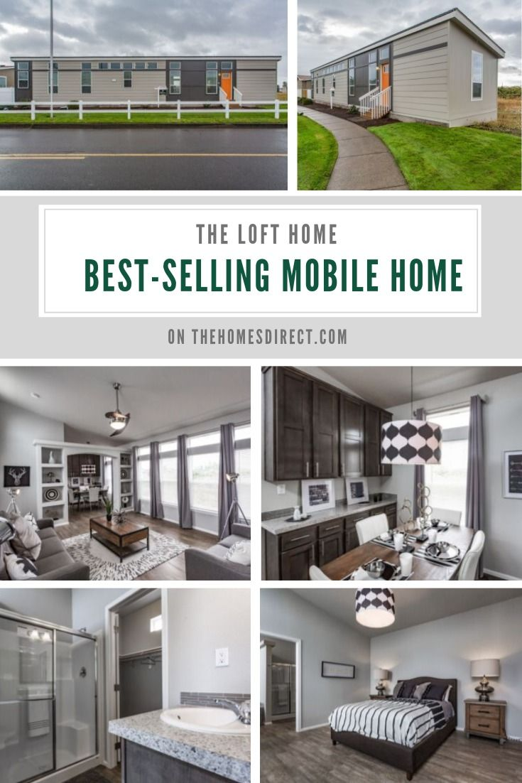 The Loft Home Best Mobile Home 2019
