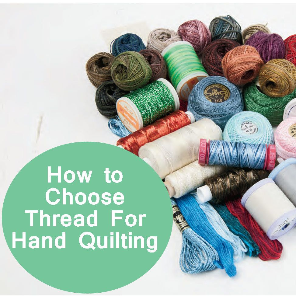 Interested in hand quilting your patchwork projects? Check out this FREE eBook The How-To of Hand Quilting before you get started. Download your copy today >>