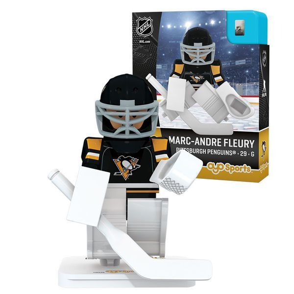Marc-Andre Fleury Pittsburgh Penguins OYO Sports Goalie Player Figurine