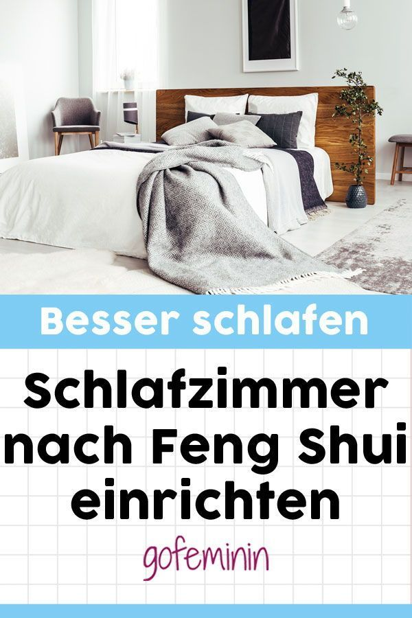 Sleep better with Feng Shui this is how you optimally