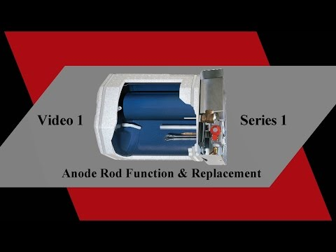 Rv Water Heater Anode Rod Function Replacement Suburban Rv Water Heater Series 1 Video 1 Youtube Rv Water Rv Water Heater Water Heater