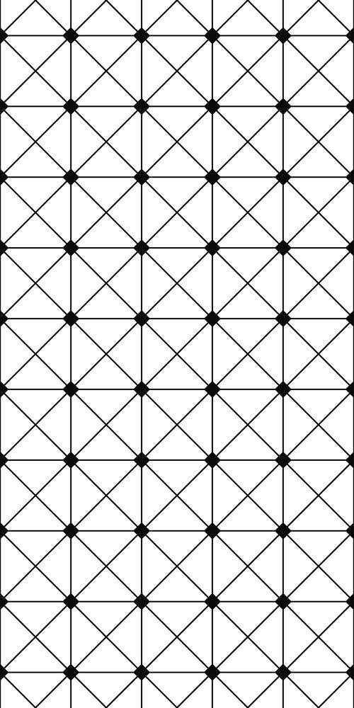 Seamless monochrome wire pattern | Tessellations and Tiles ...