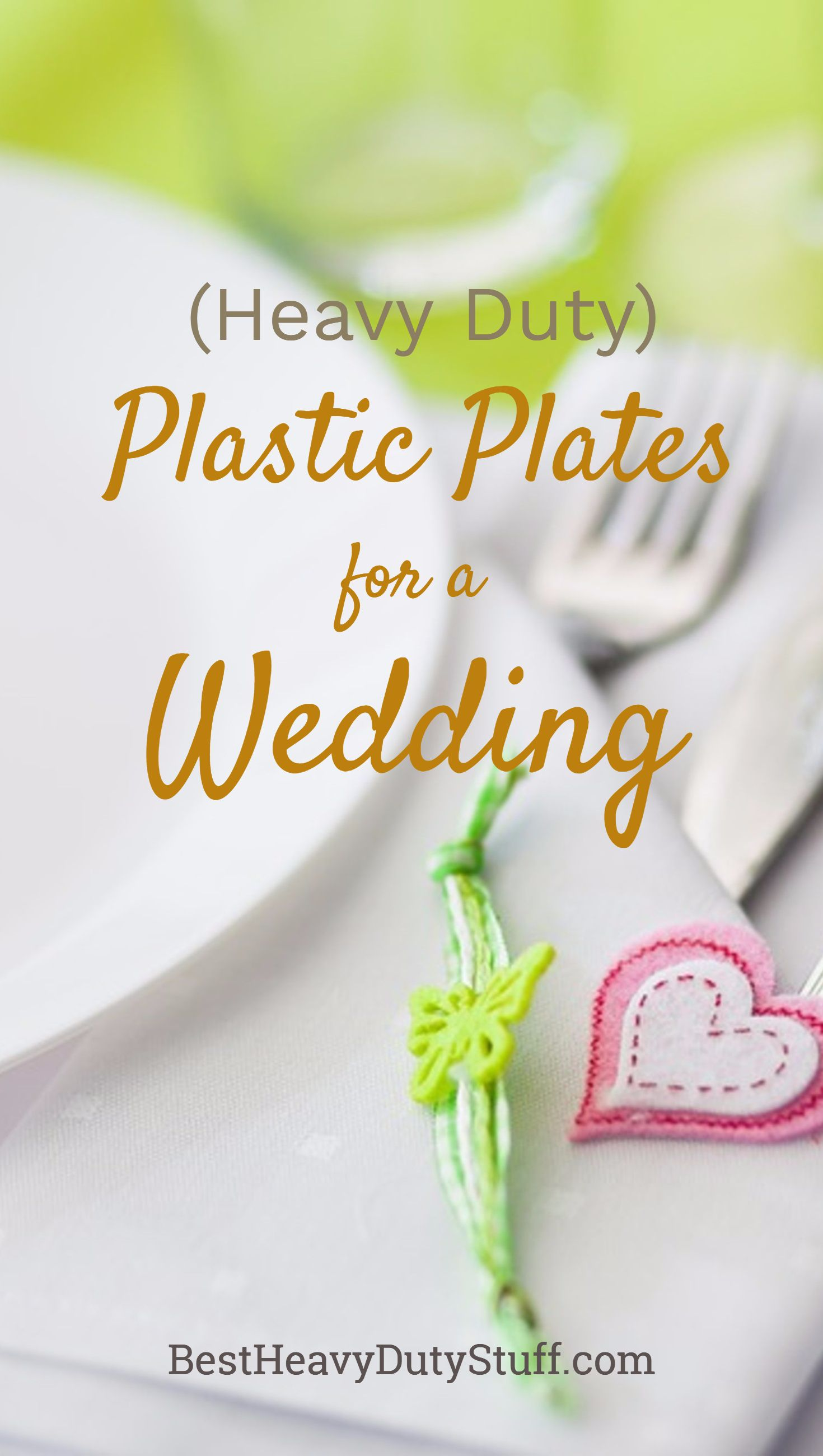Elegant plastic plates for a wedding that are strong and durable for any type of food  sc 1 st  Pinterest & Elegant plastic plates for a wedding that are strong and durable for ...