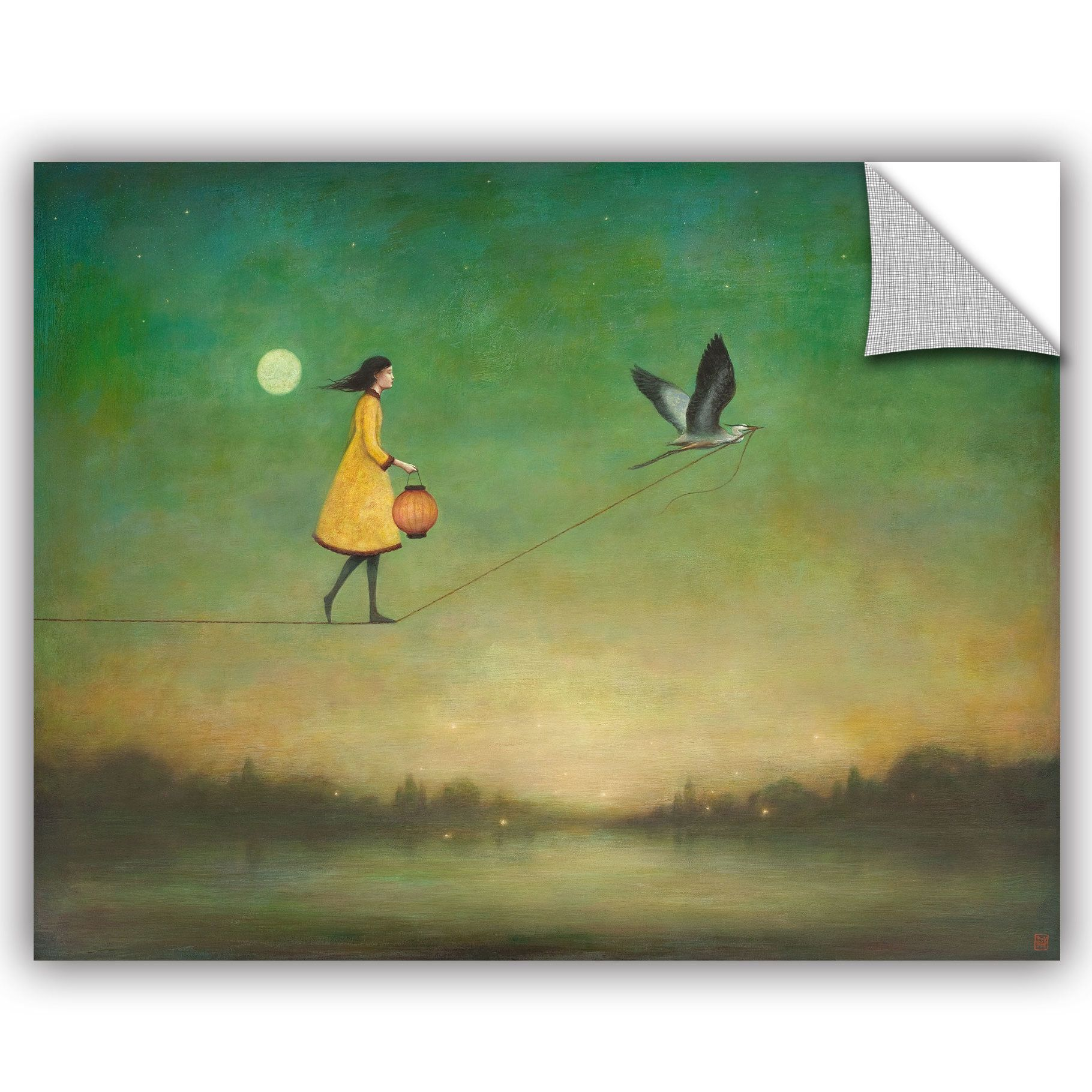 Duy huynh blue moon expedition wall decal pinterest blue moon