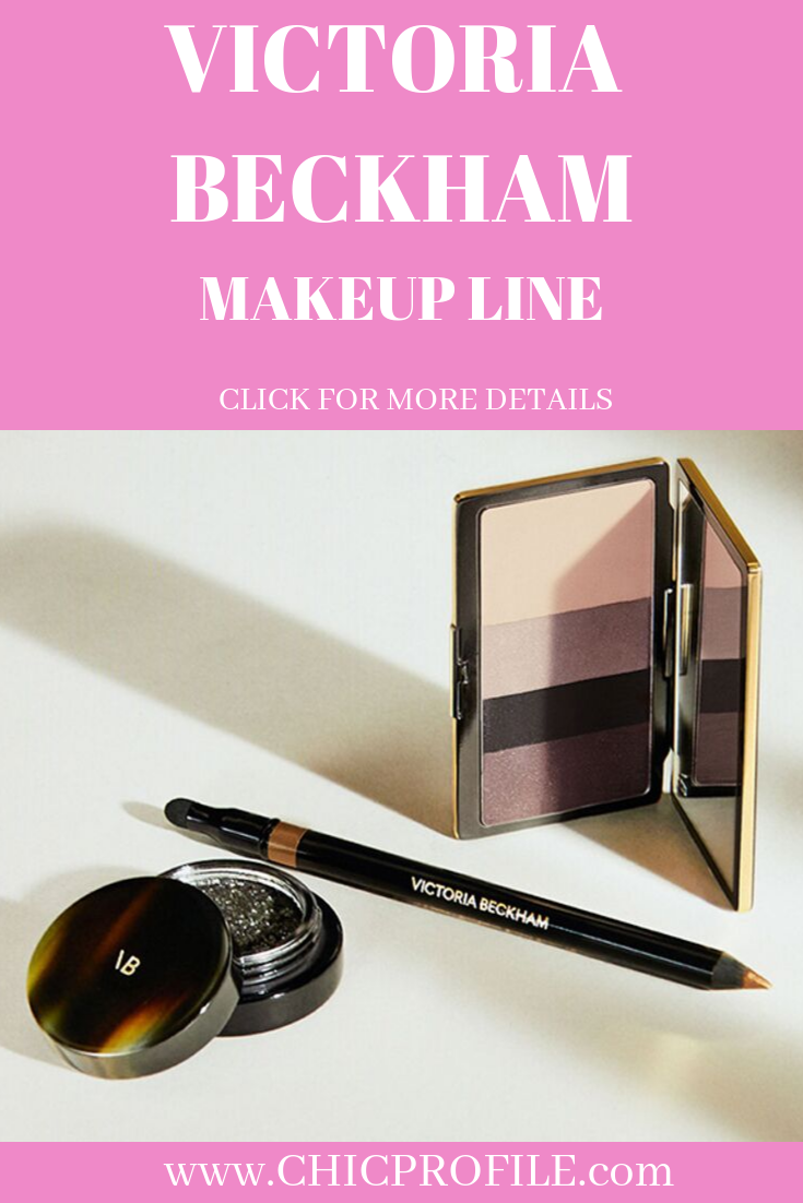 Victoria Beckham Beauty Makeup Line is Available Now