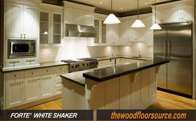 Kitchen Cabinets Wood - Interior Design
