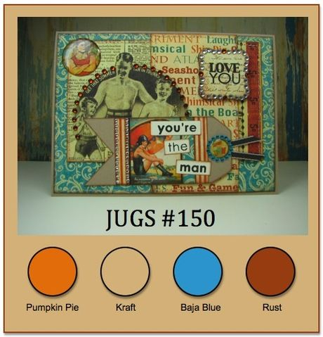 All I Do Is Stamp-- Designs by Vicki Dutcher: Just Us Girls #150