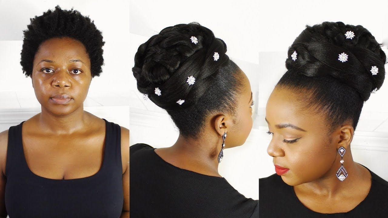 Wedding Hairstyles For Black Women Wedding Hairstyles Weddinghairstyles Updo Wedding Hairs Hochzeitsfrisuren Geflochten Lange Hochzeit Frisuren Haar Styling