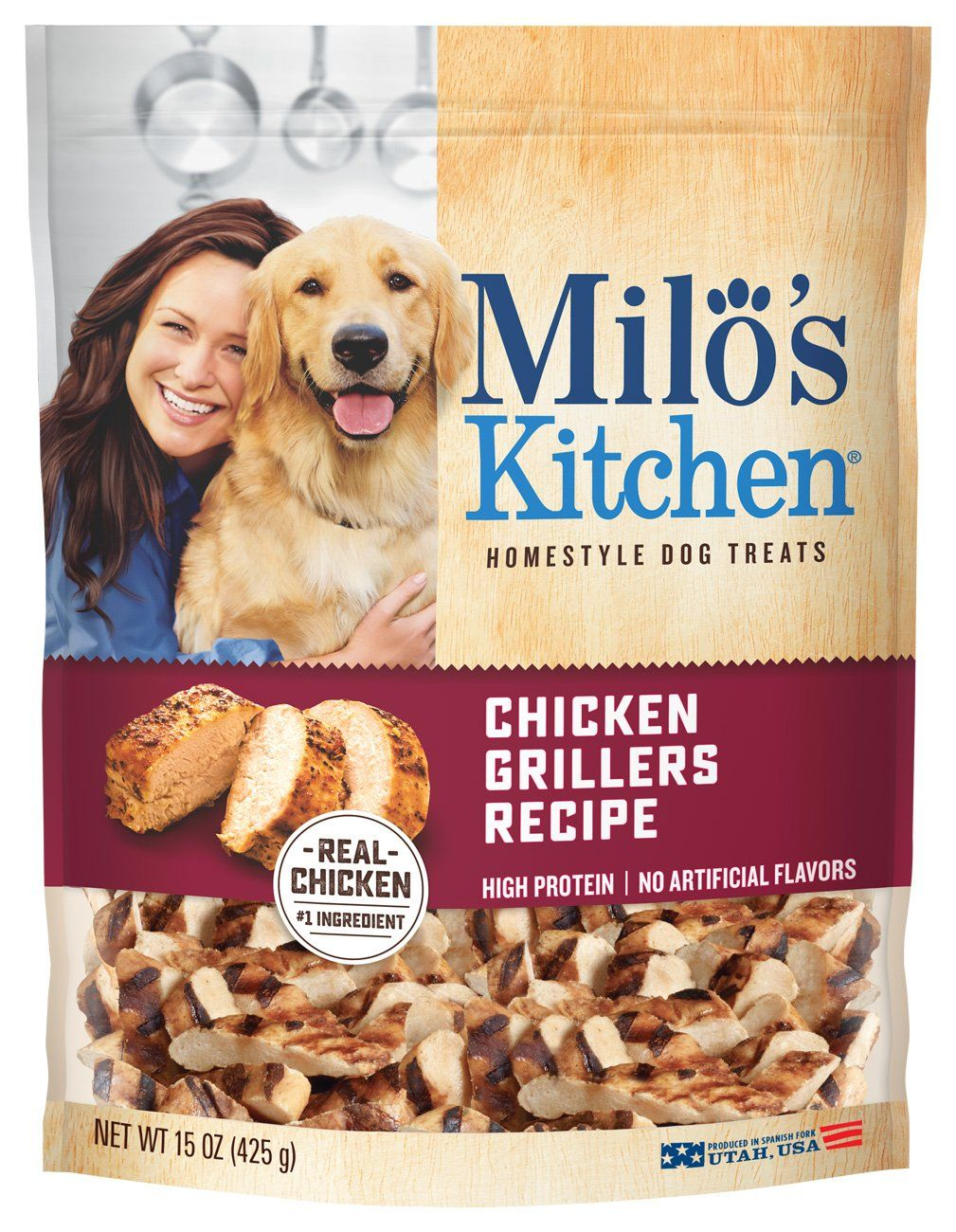 Small Dog Bed Milos Kitchen Chicken Grillers Recipe Dog Treats