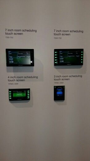 Crestron Video Lighting Touch Screen Audio Video