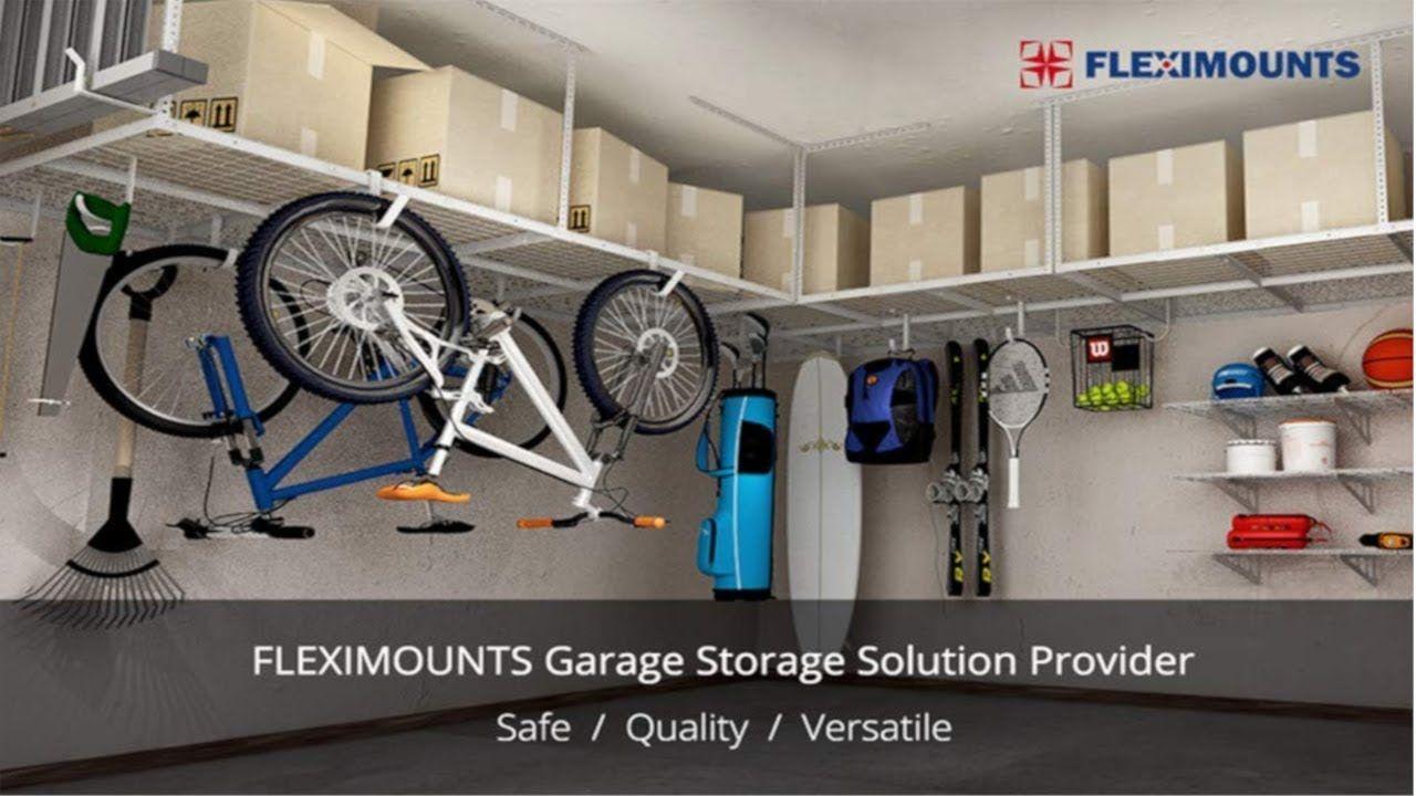 Top 5 Best Garage Storage Racks In 2019 Diy Overhead Garage