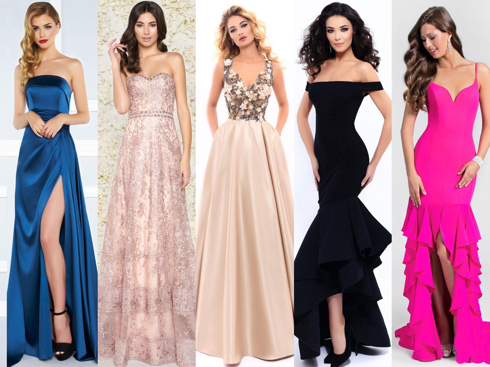 Unsere Top 5 formale und halb-formale Hochzeits-Gast-Kleider | Semi ...