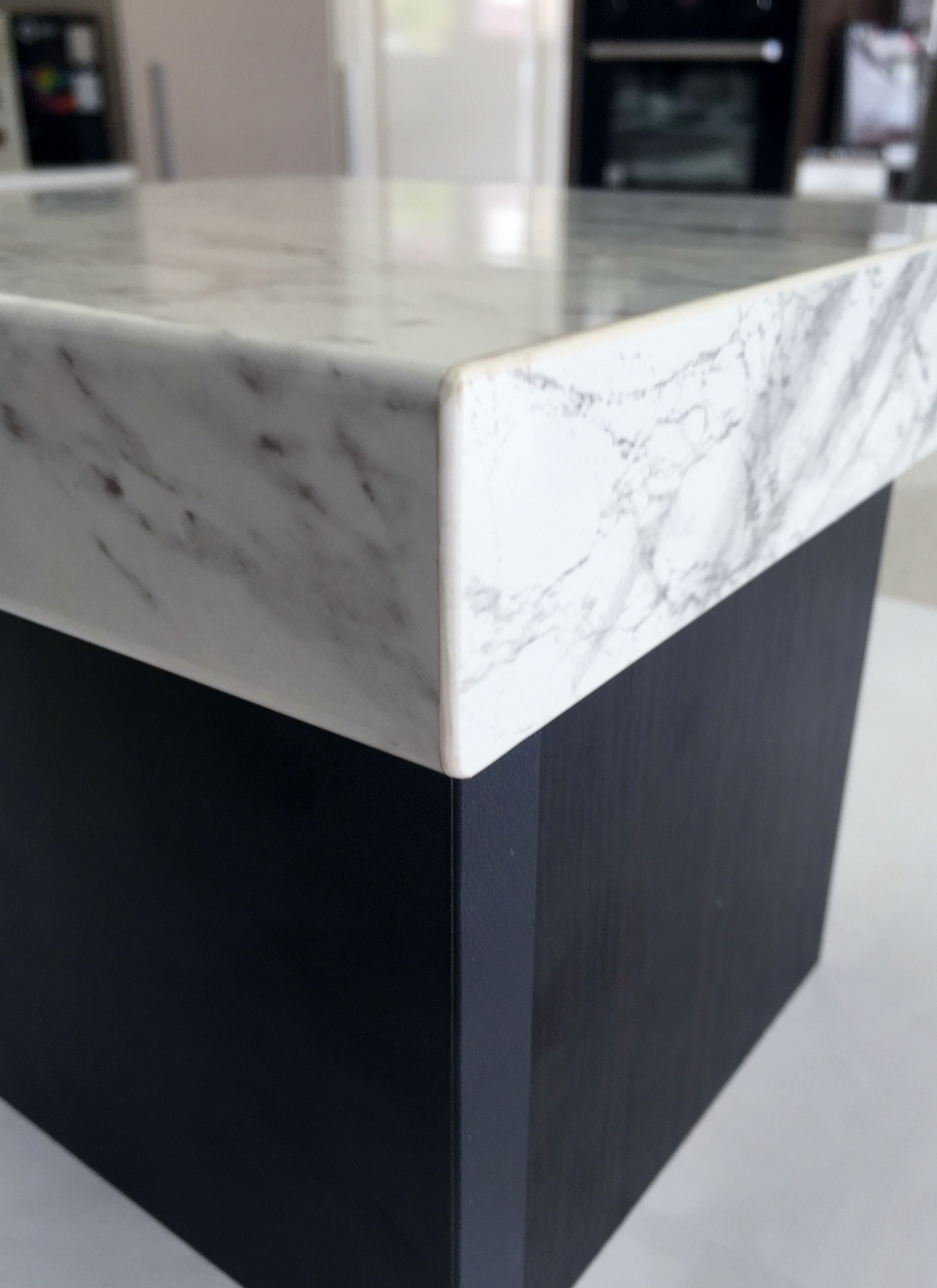 Caesarstone Countertop Thickness Divine Renovations Benchtops Laminate 33mm Thick