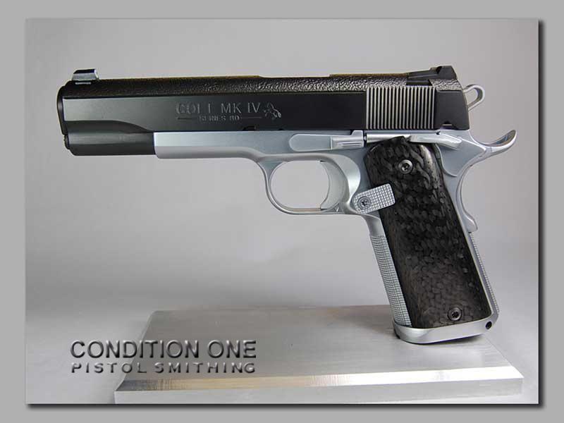 Colt 1911 mk4 by Dave Eriksson