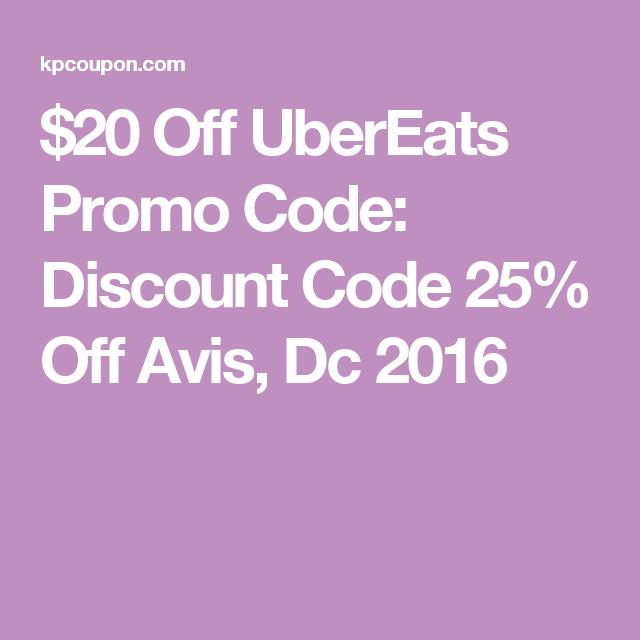 20 off ubereats promo code discount code 25 off avis dc 2016 20 off ubereats promo code discount code 25 off avis dc 2016 fandeluxe Gallery