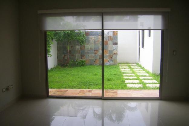 la pared para mi patio | Jardín | Patios traseros ...