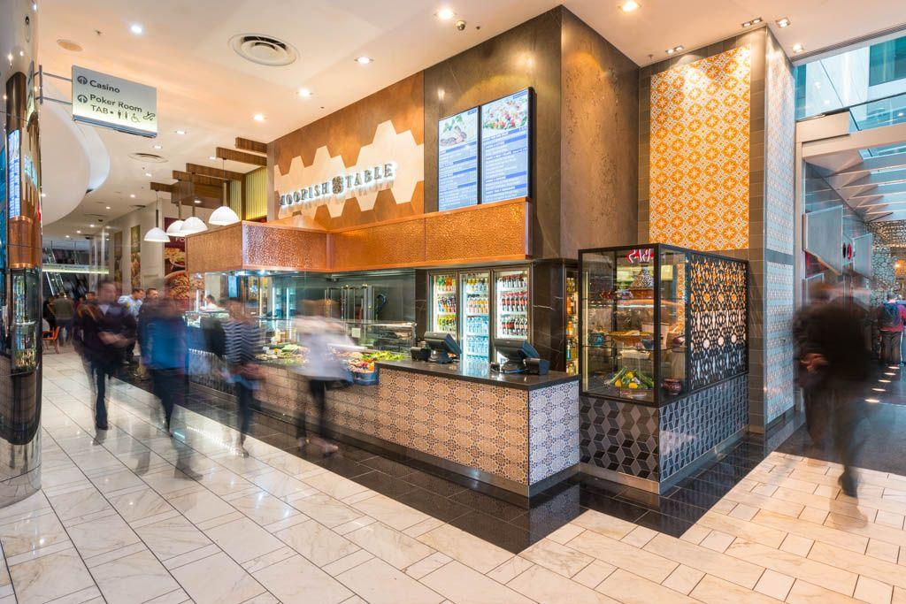 Food Court Crown Melbourne