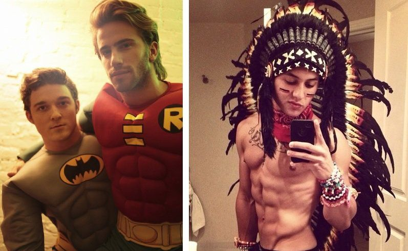 Gay Halloween Costume Ideas.A Gay Man S Guide To Creating The Sexiest Halloween Costume This Is