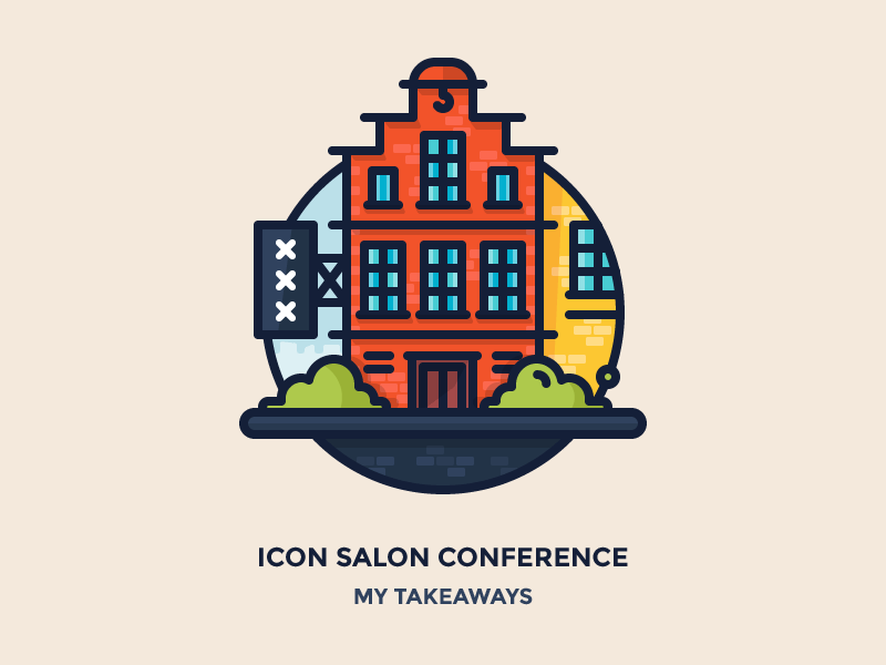 The Importance of Getaways and a Throwback to the Icon Salon Conference. http://iconutopia.com/the-importance-of-getaways-and-a-throwback-to-the-icon-salon-conference/