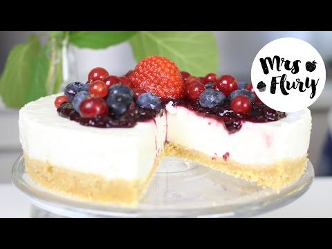Philadelphia Torte – das Original ohne Backen | Mrs Flury - Recipes. Lovely, Easy & with a healthy touch