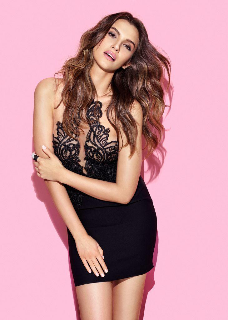 Picture Of Leyla Lidya Tugutlu Iranian Beauty Model Hair Model