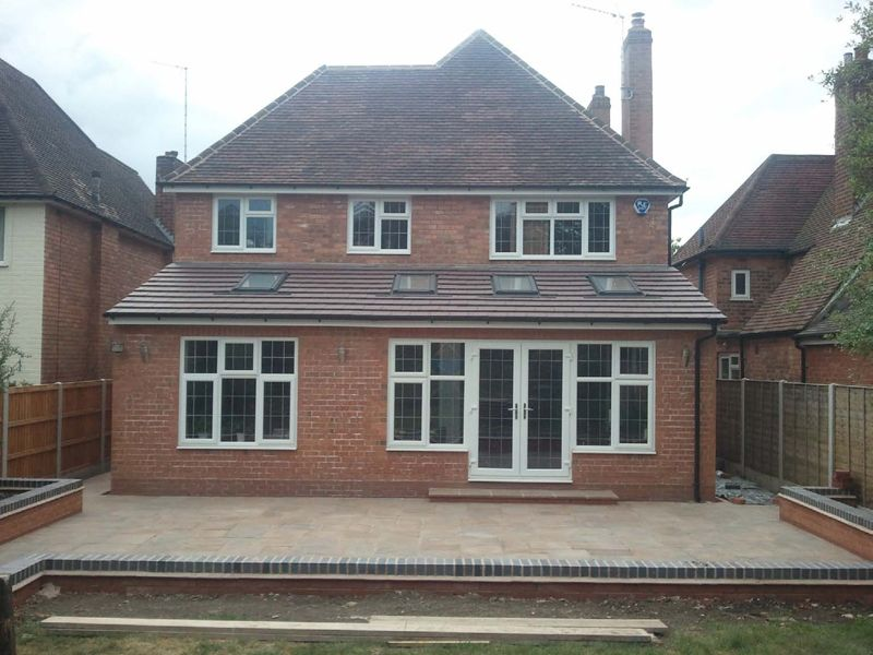 pitched roof extension | Graddon Property Services