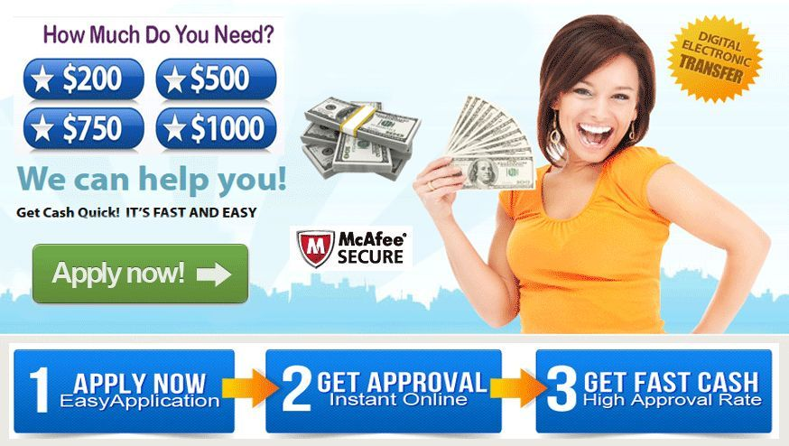 Payday loans even if your on benefits image 2